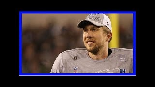 Nick foles is win away from super bowl glory - nfl nation- espn