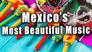 The Most Beautiful Music In Mexico - La Musica Mas Bella De Mexico - Vol 1