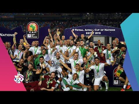 بتوقيت مصر | الجزائر تفوز بكأس أمم أفريقيا