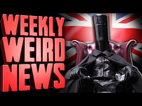 ETC Archive: LORD BUCKETHEAD & The UK's Ridiculous Election - WWN