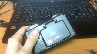 Радар видеорегистратор Cardinal G3 5в1