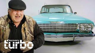 ¡Noah sorprende a su cliente favorito! | Classic Car Studio | Discovery Turbo