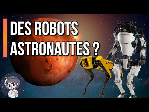 CURIEUX ROBOTS de l'espace ! - Le Saviez Vous #16 - Le Journal de l'Espace