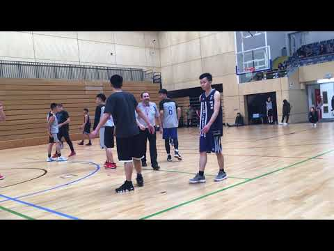 NEBL S3 NUHKS vs Soldiers Playoff Championship Game 3rd Quarter