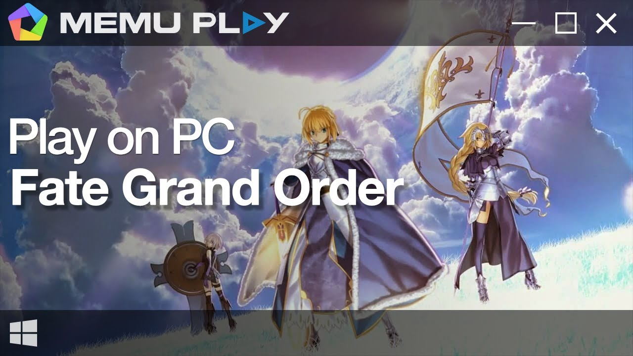 Download Fate/Grand Order (English) on PC with MEmu