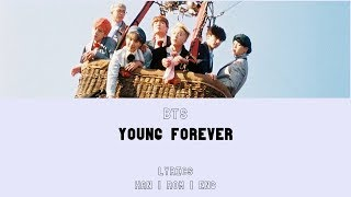 BTS - Epilogue: Young Forever (Color Coded Lyrics Han|Rom|Eng)