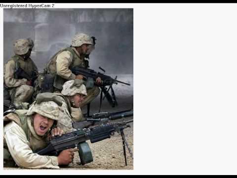Marine slideshow