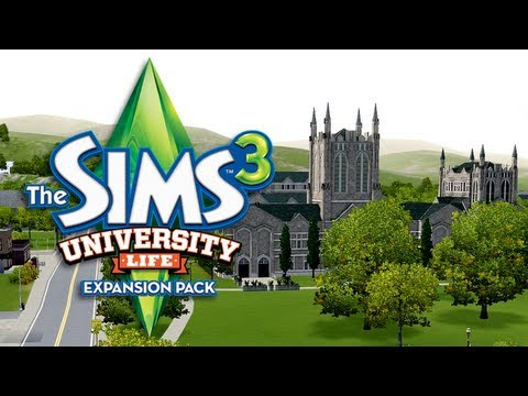 LGR - The Sims 3 University Life Review