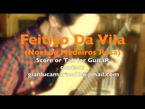 JAZZ, BOSSA and COVER For CLASSICAL GuitaR - Arrangements: Gianluca Marino -