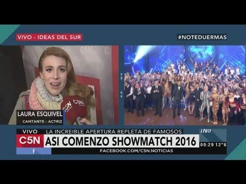 C5N - No te duermas: La increíble apertura de Showmatch 2016 repleta de famosos