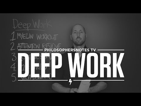PNTV: Deep Work by Cal Newport
