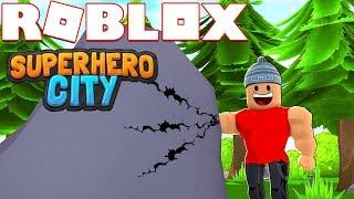A NOVA CIDADE DOS HERÓIS l SuperHero City Roblox