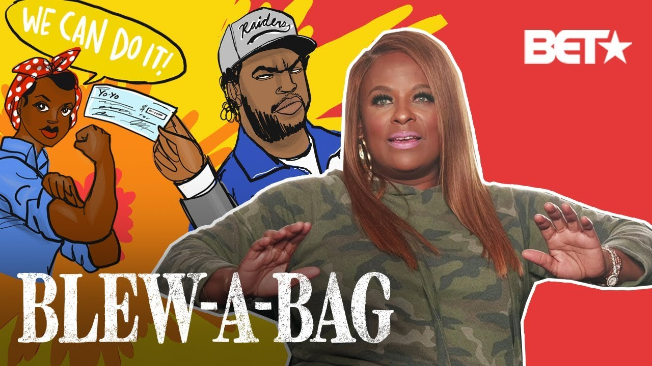 How Ice Cube's Protégé, 90s Rapper Yo-Yo, Was Once Famous But Still Broke | Blew A Bag