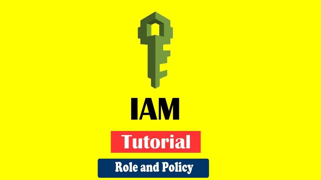 Custom IAM role & Policy   AWS IAM Tutorial   AWS identity and access management (iam)