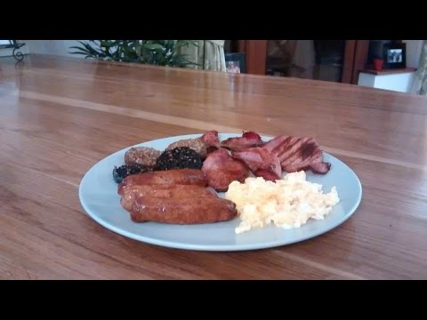 Philips Airfryer English / Irish Fryup