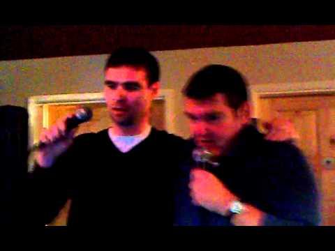 The Dolau Karaoke Kings (or should that be queens!!!)