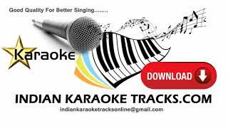 PAKKA LOCAL KARAOKE JANATHA GARAGE INDIAN KARAOKE TRACKS