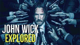 John Wick (THE BOOGEYMAN) Explored