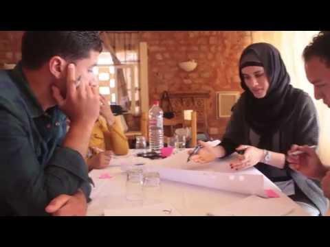 Media Bridge Tunisia : Second training session