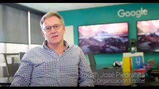 Organización Equitel escoge a Google G Suite para su proceso de Transformación Digital