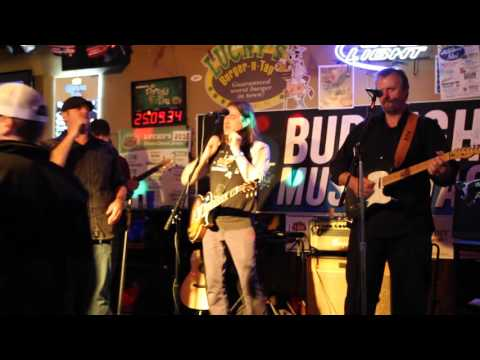 Freddy Adkins Band cover Black Crowes (Jealous Again)