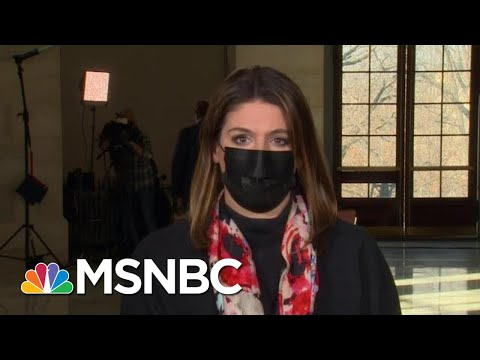Kasie Hunt: The Second Day Of The Impeachment Trial Is Expected To Be More 'Difficult' & 'Emotional'