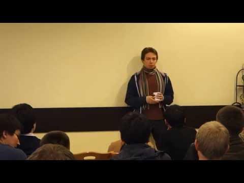 Даниил Вартанов. Биткоин: вопросы и ответы