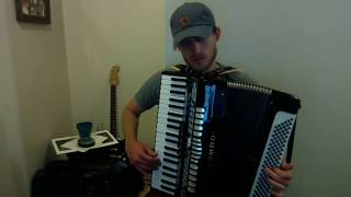 8 Months of Learning Accordion: Hungarian Dance No. 5
