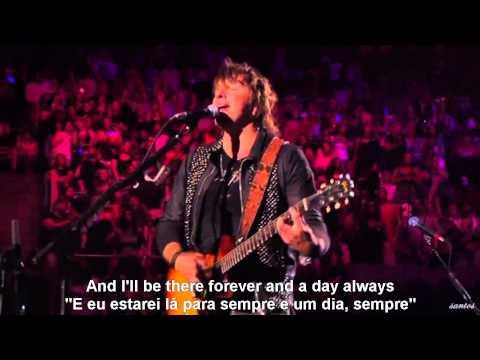 #37 Bon Jovi - Always -- Aprenda Ingles Com Musica
