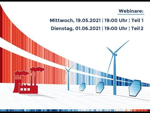 Orientierungspunkte Energieversorgung: Webinar, Teil 1