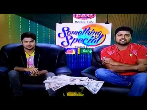 Anchor Sunny and Sashi discussion 2 The Gr8 Ntr