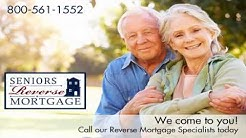 Reverse Mortgage Age Requirement Fort Walton Beach