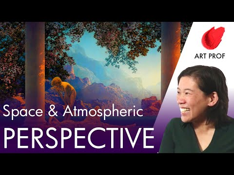 Art Professor Explains How To Create Backgrounds In Art
