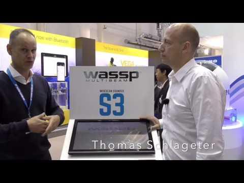 Echolotzentrum - WASSP Multibeam Sonar S3 Neuvorstellung