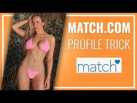 MATCH.COM PROFILE: Use This EXAMPLE And The Girls Will Text You First!
