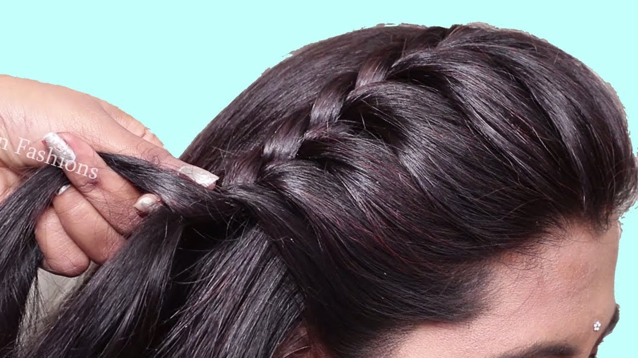 Quick Hairstyles for Medium Hair : Party Hairstyles : hairstyle : Simple  hairstyles : hair styles