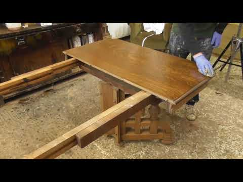 Elisabeth James Antiques Restoration Work