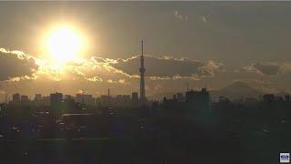 【LIVE】2020年最後の日の入…いろいろあった今年を思い返しながら沈む夕日を一緒に見ましょう!(2020年12月31日) - YouTube
