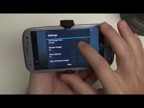 Sony Cyber-shot QX100 Digitally Digested Review