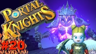 ⭐ Portal Knights, Season 2 Episode 20: Be very, very quite i'm hunting bosses 😋