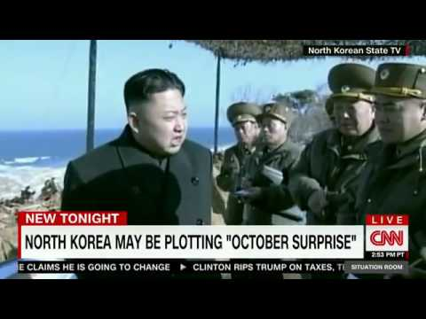 Study  Expect N  Korea provocation around US elections