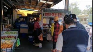 Travel Taiwan Must-eat Popular Food: Chinese Egg Omelette, Scallion Cake, 台湾旅游必吃人气美食:排队蛋饼,葱油饼