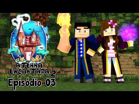 A Terra Encantada 2 #03 - INICIANDO NO ARS MAGICA!