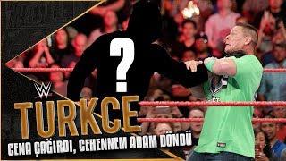 RAW Türkçe Çeviri | Cena, Undertaker'ı Çağırdı ve Cehennemden Adam GERİ DÖNDÜ