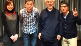 スタジオジブリのプロデューサー鈴木敏夫がゲスト【爆笑問題の日