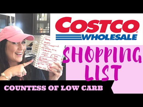 🛒-best-costco-keto-shopping-list-🛒-keto-diet-for-beginners