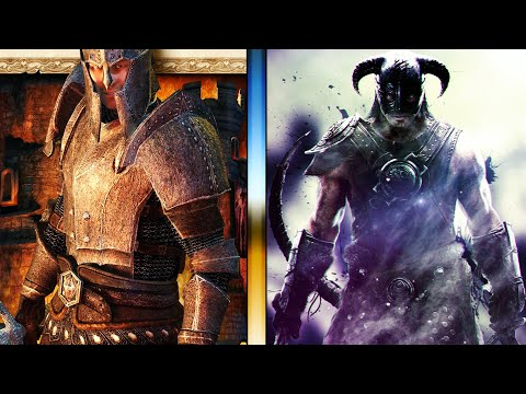 Skyrim Vs Oblivion Which Is Better?