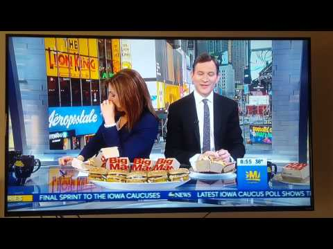 "Sara Haines ""Special Sauce"" Good Morning America"