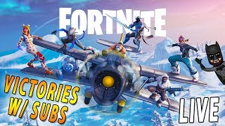 Happy New Years Eve! Getting Victories With Subs | LIVE Fortnite | PS4 | LIVE WITH FRANK SPARAPANI