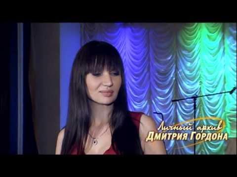 "Дмитрию Гордону — 45! Алеся Бацман ""Хава Нагила"" (2012)"